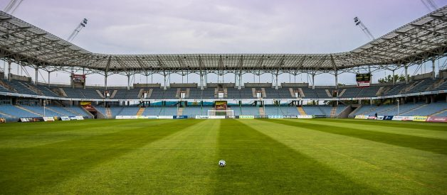 Podstawowe wyposażenie każdego stadionu