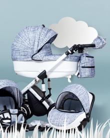 Paradise Baby – komfortowe wózki dla każdego malucha